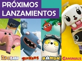 Prximos lanzamientos