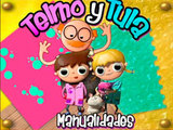 Telmo & Tula - Manualidades 